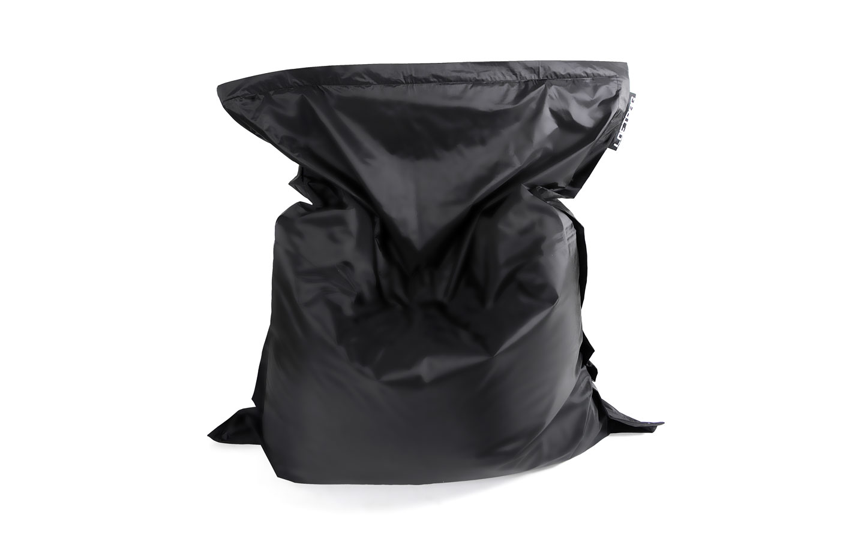 pouf loftbag noir. Black Bedroom Furniture Sets. Home Design Ideas
