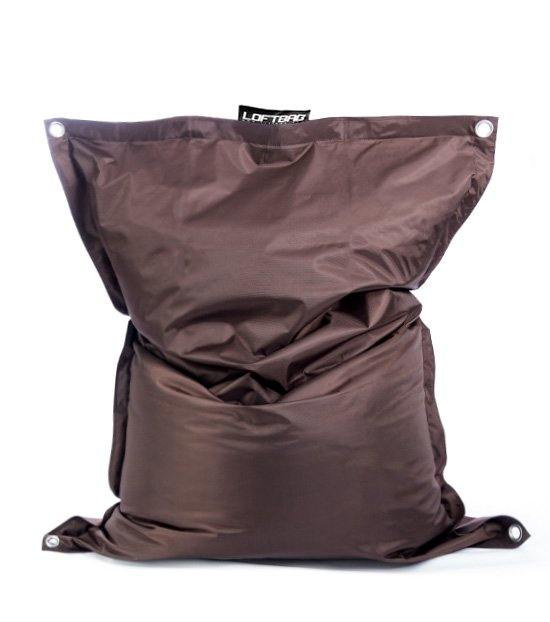 Pouf LOFTBAG OUTDOOR Chocolat